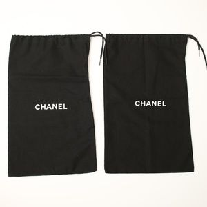 CHANEL Bags - NEW CHANEL Dust Bags - Set of 2